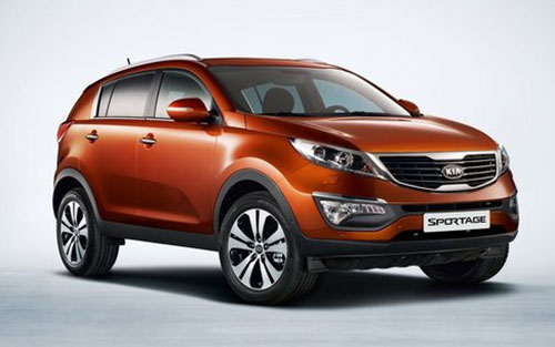 Sportage (Modell 2010)